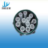 SUS 304 of 316L Filter van de Zak van het Roestvrij staal de Vloeibare Enige