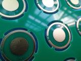 PWB de cobre de Pth densamente 22.21 Um oro de la inmersión de 6 capas
