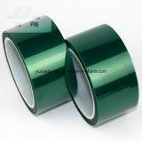 Ruban adhésif d'isolation électrique de film de polyester (blanc)
