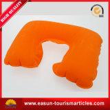 PVC Flocado U-Shape Travel Neck Pillow (ES3051773AMA)