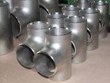 Ss die van het roestvrij staal T-stuk met de Montage van de Pijp van Ce (KT0277) verminderen