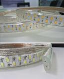 Striscia indirizzabile dell'indicatore luminoso della corda di Dimmable LED Cuttable con Ce RoHS