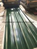 18-76-800 galvanizado soldado enrollado en el ejército acanalado de la hoja para la hoja del material para techos del metal