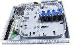 Коробка прекращения оптического волокна терминальной коробки стекловолокна портов FTTH 16