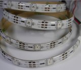 5V Ws2812IC SMD5050 60LEDs/M LED 지구 램프