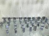 Scivolamento della maniglia di portello di vetro del hardware del portello della stanza da bagno