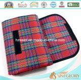 Coperta impermeabile pieghevole esterna di picnic della coperta su ordinazione di picnic
