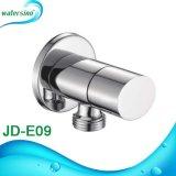 Latón cromado 3 Way ducha válvula de desvío para el baño