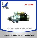Dispositivo d'avviamento per il motore di Delco 28mt con 24V 4.5kw Lester 6591