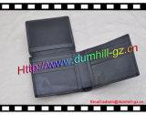 Чувствительное RFID преграждая бумажник с хорошей кожей для людей