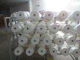 Filato viscoso riciclato del cotone per moquette di lavoro a maglia