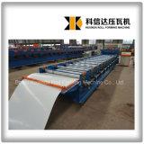 Telha de telhado vitrificada de alta velocidade da cor do servo motor Kxd-828 que dá forma à máquina