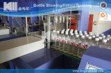 Macchina ad alta velocità elettrica di imballaggio con involucro termocontrattile della bottiglia