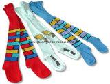 machine à tricoter Hj608 des chaussettes 6f plates automatiques