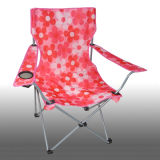 USA Flag Printing Pattern Chaise de plage