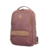 Saco confortável ocasional da trouxa do estudante do saco de ombro trouxa da forma do curso do saco do computador de 13 polegadas