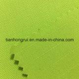 Wuhan 제조소 정전기 방지 작업복 직물 100%년 면 능직물에 의하여 길쌈되는 염색된 직물