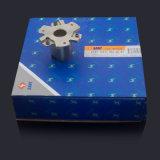 Сторона механического инструмента CNC Indexable и резец PT02.12A22.063.06 лобового фрезерования. H5/SMP01-063X5-A22-Sn12-06 для вставки Mpht