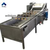 Meilleur prix des fruits et légumes automatique des aliments Bulle d'air de nettoyage Machine à laver