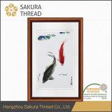 مشرقة فنية صورة زيتيّة من سمكة شبّوط فاخر لأنّ مطعم