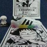 Chaussures faites sur commande classiques de sport des hommes DIY d'espadrilles avec le numéro de type : Shoes-Ad001 fonctionnant Zapatos