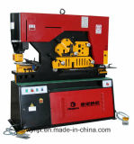 El pelar de perforación combinado hidráulico Q35y-30 para el metal