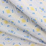 Nuevo colorido entramado tejido Jacquard y tejido de la moda Dobby