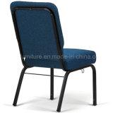 공장 도매 금속 책장 연결 버클을%s 가진 쌓을수 있는 교회 의자