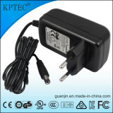 25W 12V 2A AC/DC Switching Power Supply with EC and GS Certificate