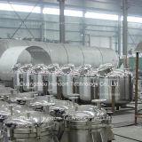 Tank van de Opslag van het Schip van de Tank van het roestvrij staal de Industriële Beweegbare