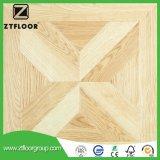 Carrelage stratifié par surface en bois neuve de texture de configuration de HDF