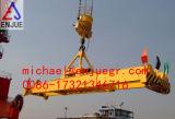 Vollautomatische hydraulische teleskopische Spreizer-Träger-Aufzug-Spreizer-Behälter-Spreizer