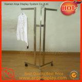 3 металлические подставки одежды Одежда дисплей для установки в стойку