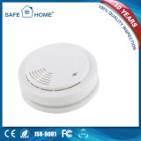 ホームセキュリティーの警報システムの煙探知器