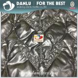 Blumen-Muster-Polyester-steppendes Gewebe für Bett