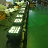 DMX Berufsstadium LED NENNWERT 20X12W RGBW im Freienlichter
