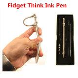 Шариковой ручки непоседы отпуска усилия магнитный думает пер чернил