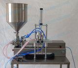 De halfautomatische Vuller van de Room van Twee Pijpen met de Lijst van het Werk (flc-250S)