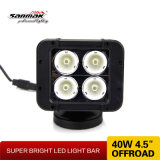 Lightbar 40W Trator de linha dupla SUV Vehicle LED Light Bar