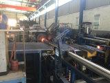 Machine à filer chaude de cylindre d'acier sans joint