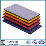 Comitato composito di alluminio rivestito Nano di PVDF (ACP)