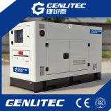 Tipo silencioso trifásico de refrigeração água gerador de 10kw 12.5kVA do diesel de Yandong