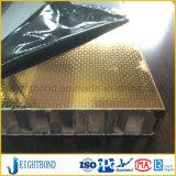نوع ذهب لون 304/316 [ستينلسّ ستيل] قرص عسل لوح مع يزيّن سطح
