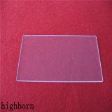 Le Quartz de polissage de haute pureté personnalisé plaque plate
