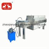 Machine van de Filter van de Ruwe olie van de Verrichting van de hoge Efficiency de Gemakkelijke