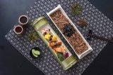 초밥을%s Eco-Friendly 튼튼한 멜라민 대나무 관 대나무 격판덮개