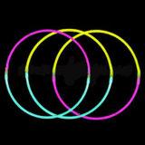 Collana di incandescenza di due colori (HL-05580-2)