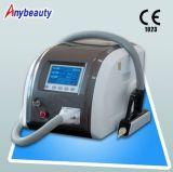 Machine à commutation de Q de déplacement de tatouage de laser de YAG avec l'approbation médicale de la CE (F12)