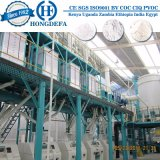 압축 공기를 넣은 선반 밀가루 생산 공장