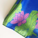 Шарф напечатанный цифров Silk шарфов нестандартной конструкции повелительницы 12mm Silk длинний 165X56cm Sc001
